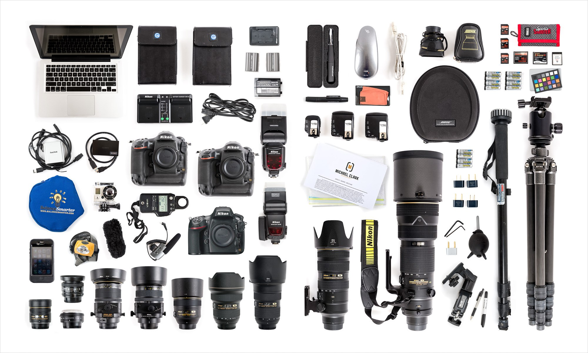 Top 10 essential DSLR accessories for Beginners
